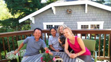 両親と子ども2人でカナダ移民・バンクーバーの現地小学校に通学した移住体験談