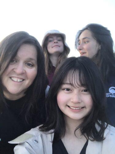 カナダのパウエルリバー学区で高校留学満喫中!16歳女の子の留学中写真